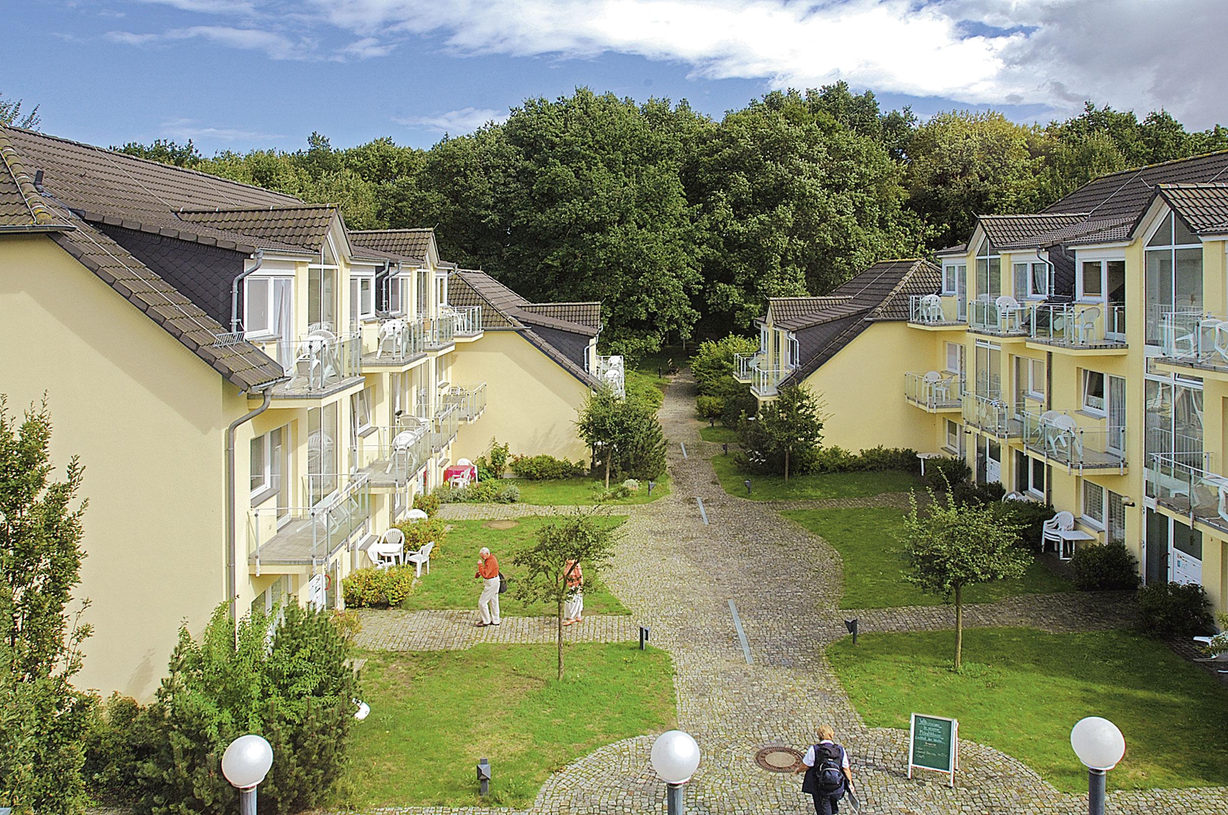 Hotel Weisser Hof Ostsee